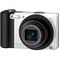 PENTAX デジタルカメラ Optio RZ10 ピュアホワイト 1400万画素 28mm 光学10倍 1cmマクロ デジタルカメラ OptioRZ10WHOPTIORZ10WH