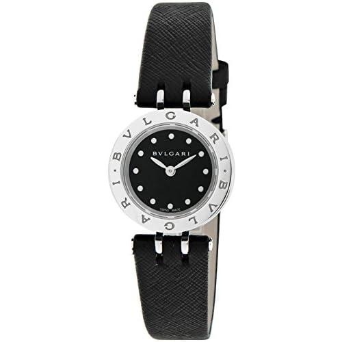 [ブルガリ]BVLGARI 腕時計 B-ZERO1 ブラック文字盤 BZ23BSCL レディース 【並行輸入品】