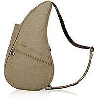 (ヘルシー バック バッグ) HEALTHY BACK BAG テクスチャード ナイロン ボディバッグ Taupe [6102-TP] XSサイズ