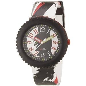 [フリックフラック]FLIK FLAK 腕時計 キッズ腕時計 Preschool(プレスクール) A TRAVERS LE TEMPS(ア・トラベルズ・リ・テンプス) ZFPS033 ボーイズ 【正規輸入品】