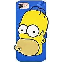 ザ?シンプソンズ シリコン iPhoneケース ホーマー SSPC500