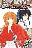 Kenshin: O Samurai Errante N.º 1 Himura Battousai