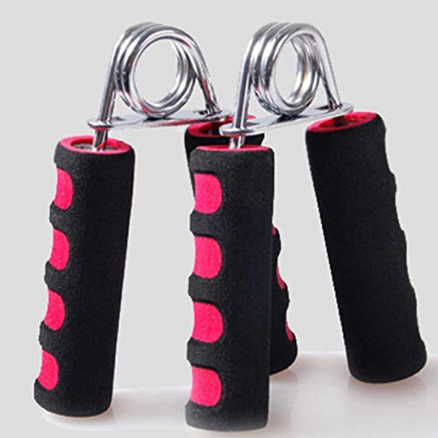 叫び声磁器スリップ体操および毎日の練習のための手のグリッパーの腕の手首の運動者の適性のグリップの頑丈なトレーナー