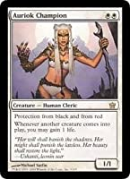 Auriok Champion (Magic the Gathering : Fifth Dawn #3 Rare)