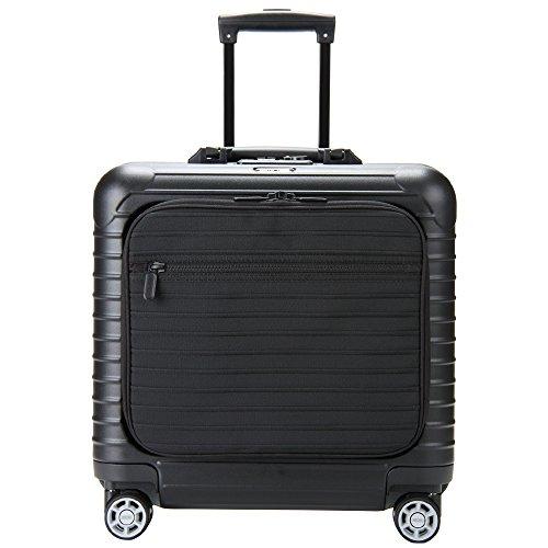 RIMOWA リモワ Bolero ボレロ Business MultiWheel ビジネスマルチホイール 27L matte black マットブラック 865.40.32.4 スーツケース ビジネス [並行輸入品]