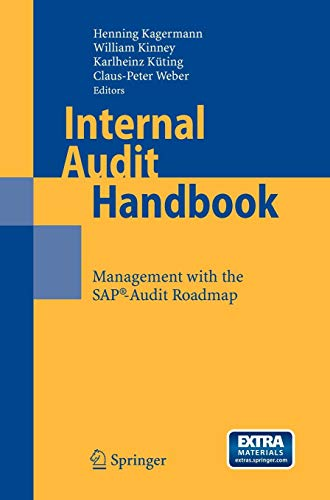 Download Internal Audit Handbook: Management with the SAP®-Audit Roadmap 3540708863