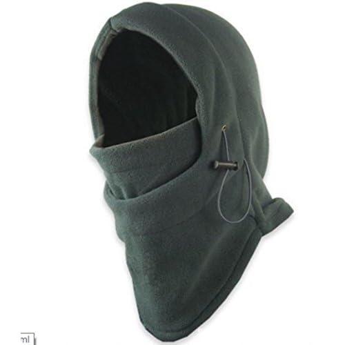 タクミスイッチ 防寒 多機能 フェイス マスク ネックウォーマー ウィンタースポーツ (グレー)