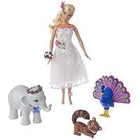 Barbie Island Princess Rosella in White Dress