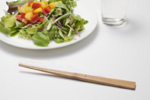 +d ウキハシ タケ Size M d-365-M 【箸置きのいらない箸】
