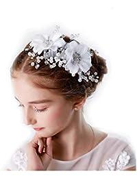 a682d5154a321 ヘアクリップ子供髪飾り 発表会 髪飾り ピン 子供アクセサリー 結婚式 ...