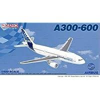 Dragon Wings プレミアコレクション 1:400 エアバス A300-600 リバリー (コーポレート)