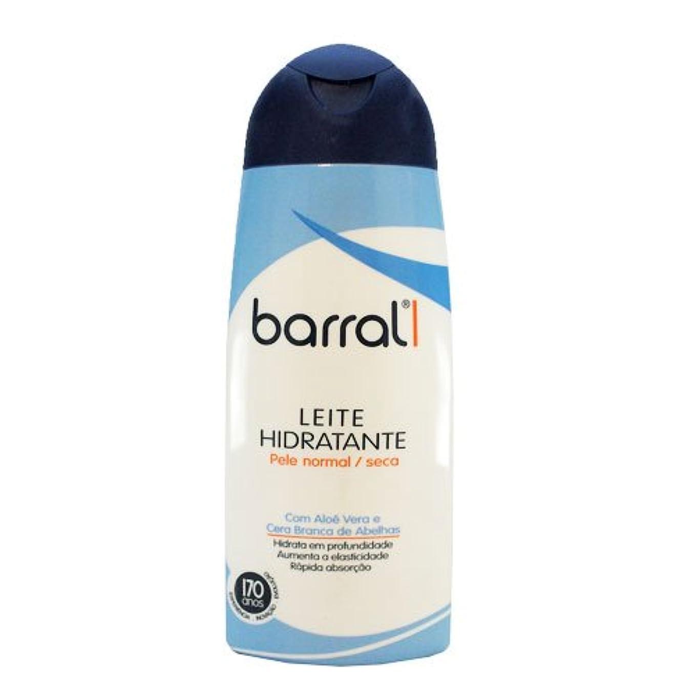 識字バケツケーブルBarral Body Milk 250ml [並行輸入品]