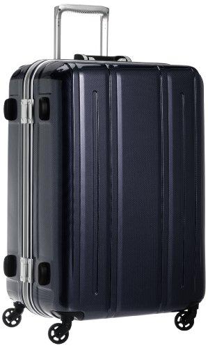 [エバウィン] 軽量スーツケース Be Light 静音キャスター 容量82L 縦サイズ69cm 重量4.2kg 31226 NVC ネイ...