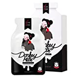 Nature Factory Pucca Donkey Milk White Mask 1 pc