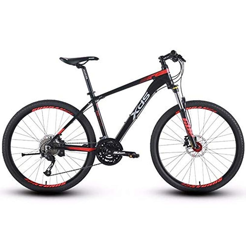 細胞雪の規定27スピードマウンテンバイクアダルトマウンテンバイクアルミフレームデュアルディスクブレーキトレイルバイク26インチすべての地形マウンテンバイク,赤
