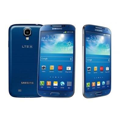 SAMSUNG Samsung GALAXY S4 LTE-A SHV-E330S Quad-Core Blue 32GB 海外版 SIMフリー