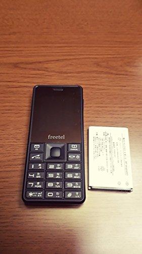 FT142F-simple-BK [FREETEL Simple]