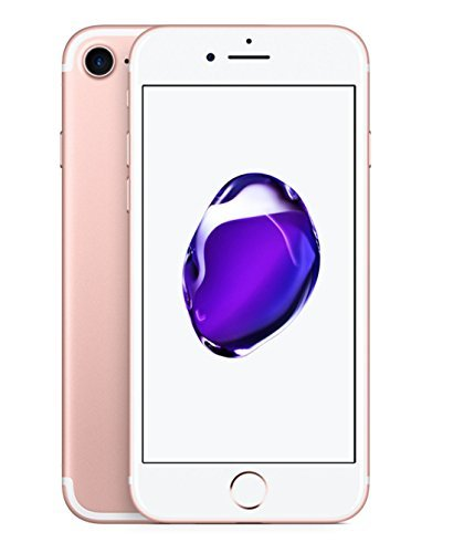 Apple 2016 iPhone 7 SIMフリー 4.7インチ128GB 【国内版SIMフリー】(ローズゴールド) 防水防塵