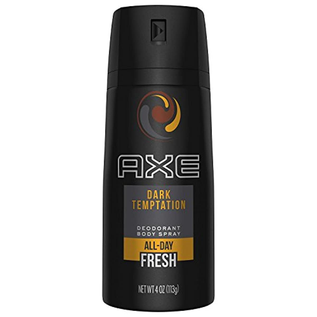 自然公園ポインタ原因AXE Dark Temptation Deodorant Body Spray 120 ml Deodorant Spray Men (並行輸入品)