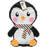 APINATA4U クリスマスベビーペンギン ピニャータ 初めてのクリスマステーマパーティーに最適