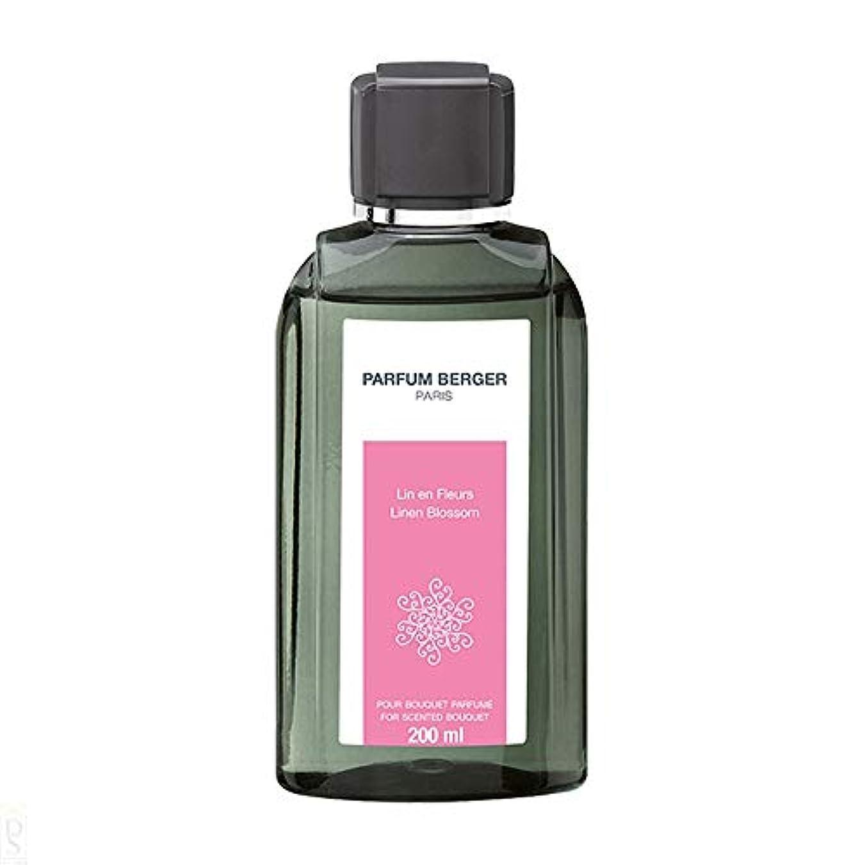 エンジン野心的注文ランプベルジェ Bouquet Refill - Linen Blossom 200ml並行輸入品