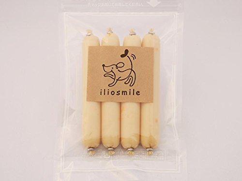 iliosmile イリオスマイル 国産・無添加 無薬鶏ささみチーズ×15個セット