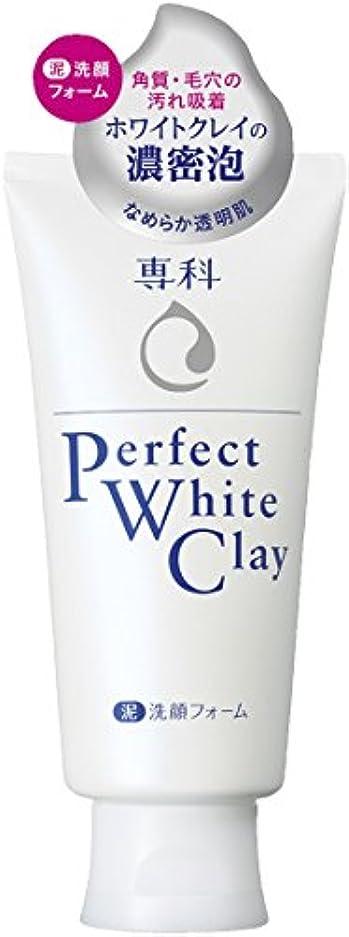 伝統ディレイ不機嫌そうな専科 パーフェクト ホワイトクレイ 120g