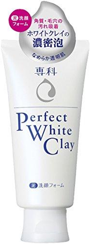 専科 パーフェクトホワイトクレイ 洗顔料 120g