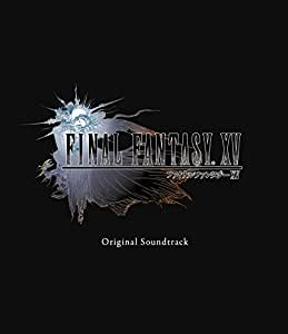 FINAL FANTASY XV Original Soundtrack【映像付サントラ/Blu-ray Disc通常盤】