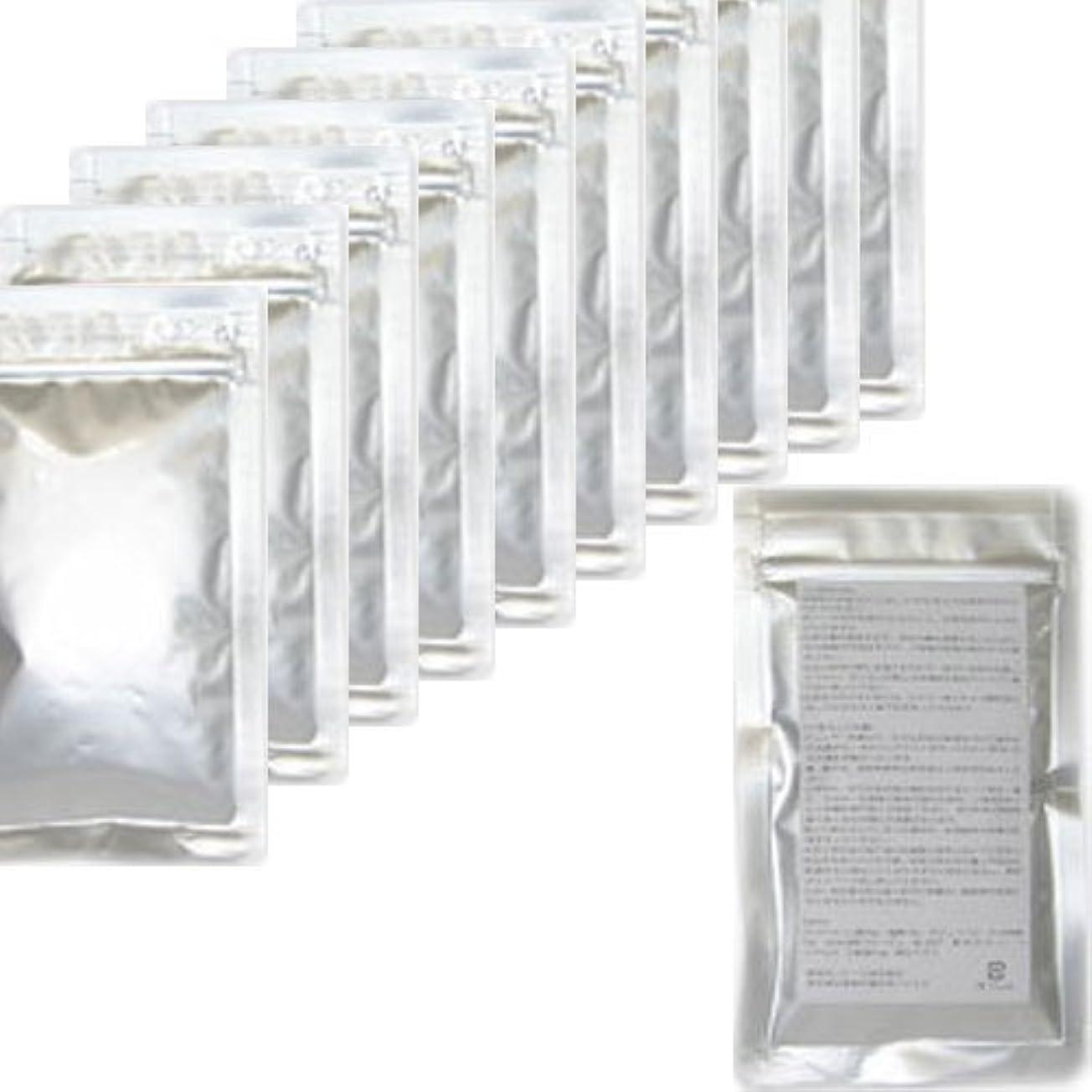 ラメしょっぱい悪因子業者様用 ローションバス とろとろ入浴剤「お風呂でねっとり」 業務用50g(50個セット) (アロマローズ(ピンク))