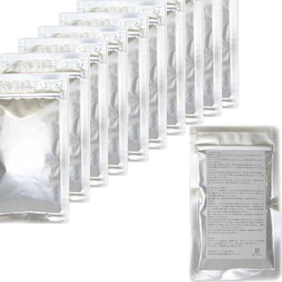 ロボット野心的仕方業者様用 ローションバス とろとろ入浴剤「お風呂でねっとり」 業務用50g(50個セット) (無香料(ピンク))