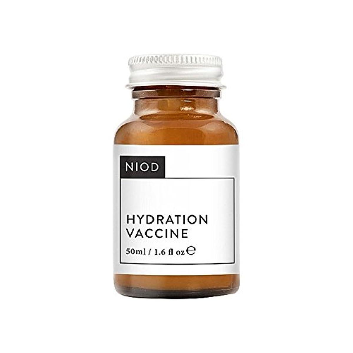 に応じてぬるい環境水和ワクチン50ミリリットル x4 - Niod Hydration Vaccine 50Ml (Pack of 4) [並行輸入品]