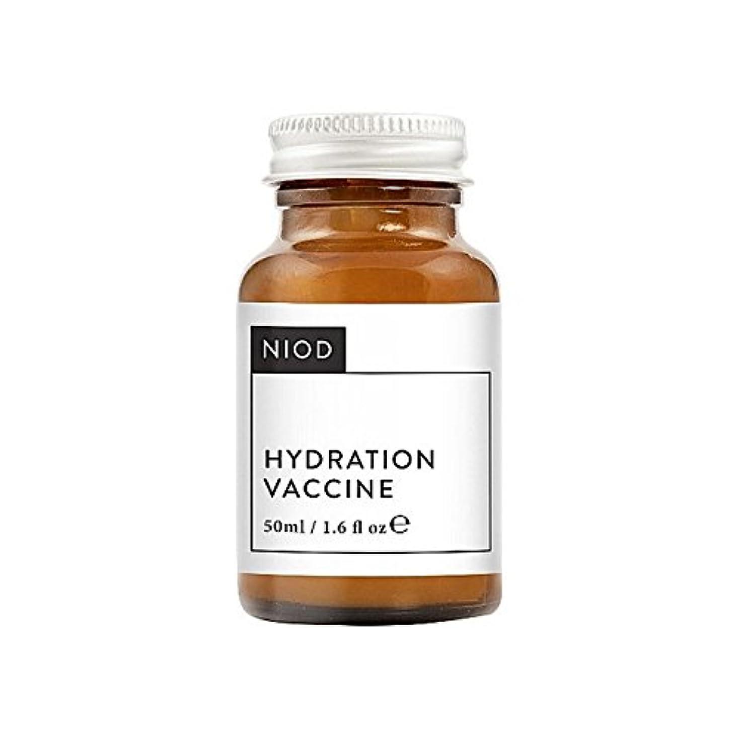 ランチョン振動するとまり木水和ワクチン50ミリリットル x2 - Niod Hydration Vaccine 50Ml (Pack of 2) [並行輸入品]