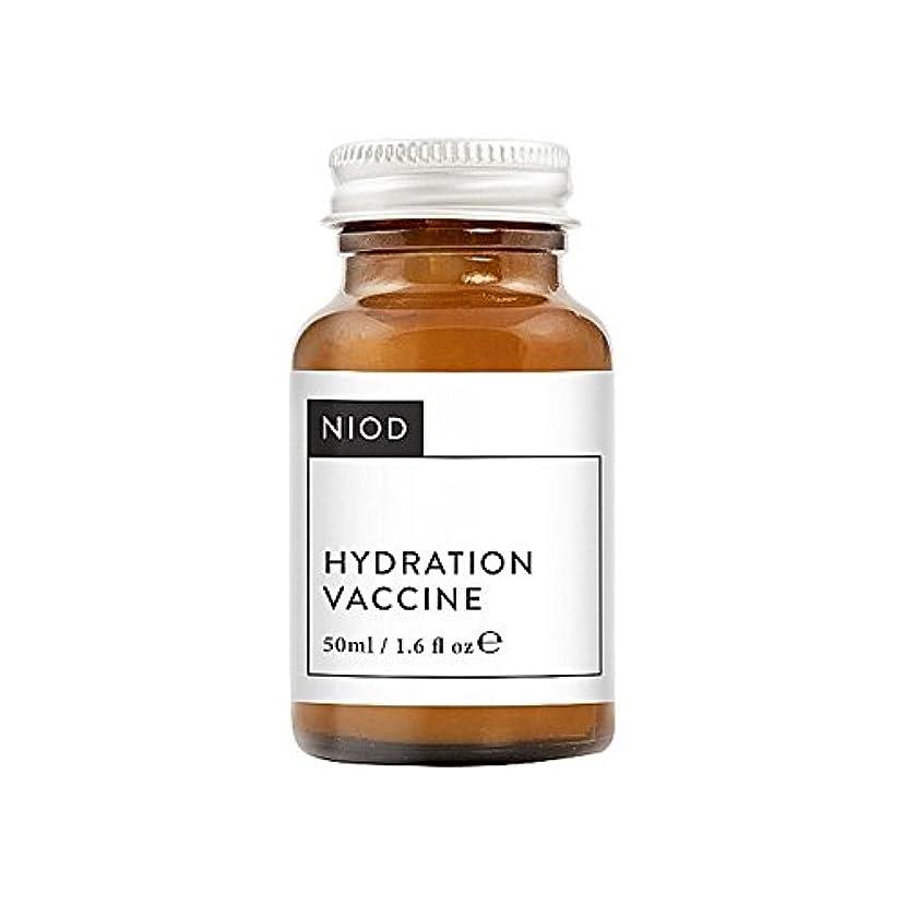 なんでも歪める反映する水和ワクチン50ミリリットル x2 - Niod Hydration Vaccine 50Ml (Pack of 2) [並行輸入品]