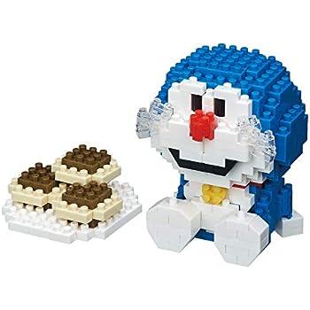 ナノブロック I'm Doraemon ドラえもん (ドラえもんの座りポーズver.) NBCC_074