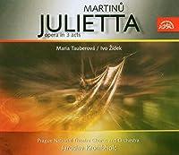 マルティヌー:歌劇「ジュリエッタ(」全曲) (2CD) [Import] (Martinu - Julietta)
