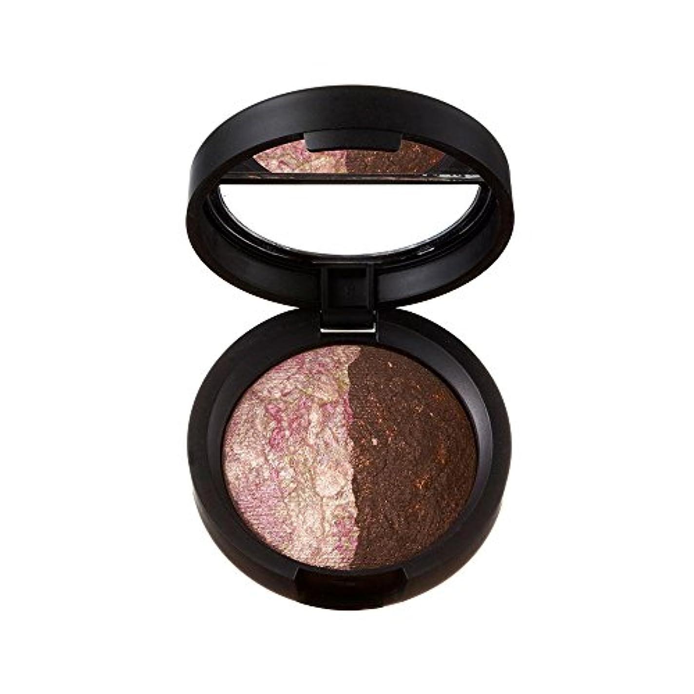 検査官裏切り集団的ローラ?ゲラー Baked Marble Shadow Duo - # Pink Icing/Devil's Food 1.8g/0.06oz並行輸入品