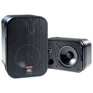 【並行輸入品】JBL Control 1 Pro LoudSpeaker スピーカー Two Way 50 Watt 5.25 Inch Driver With .75 Inch Tweeter Spring-Loaded Terminals Black- PRICED AND SOLD AS A Pair ペア