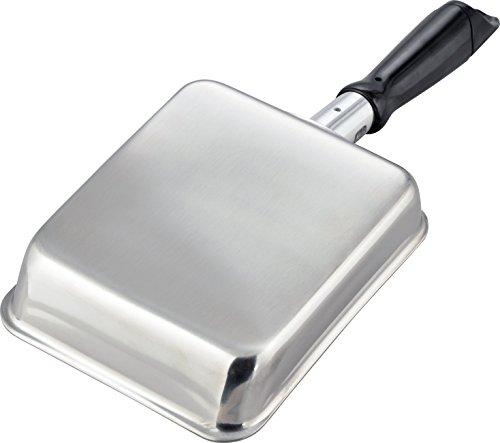 和平フレイズ ミニ卵焼き器 12×14cm ジャストパン IH対応 二層鋼 JR-6767
