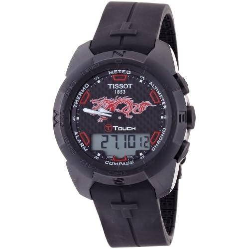[ティソ]TISSOT 腕時計 T-Touch Expert Dragon(ティー・タッチ エキスパート ドラゴン) T0134204720101 メンズ 【正規輸入品】