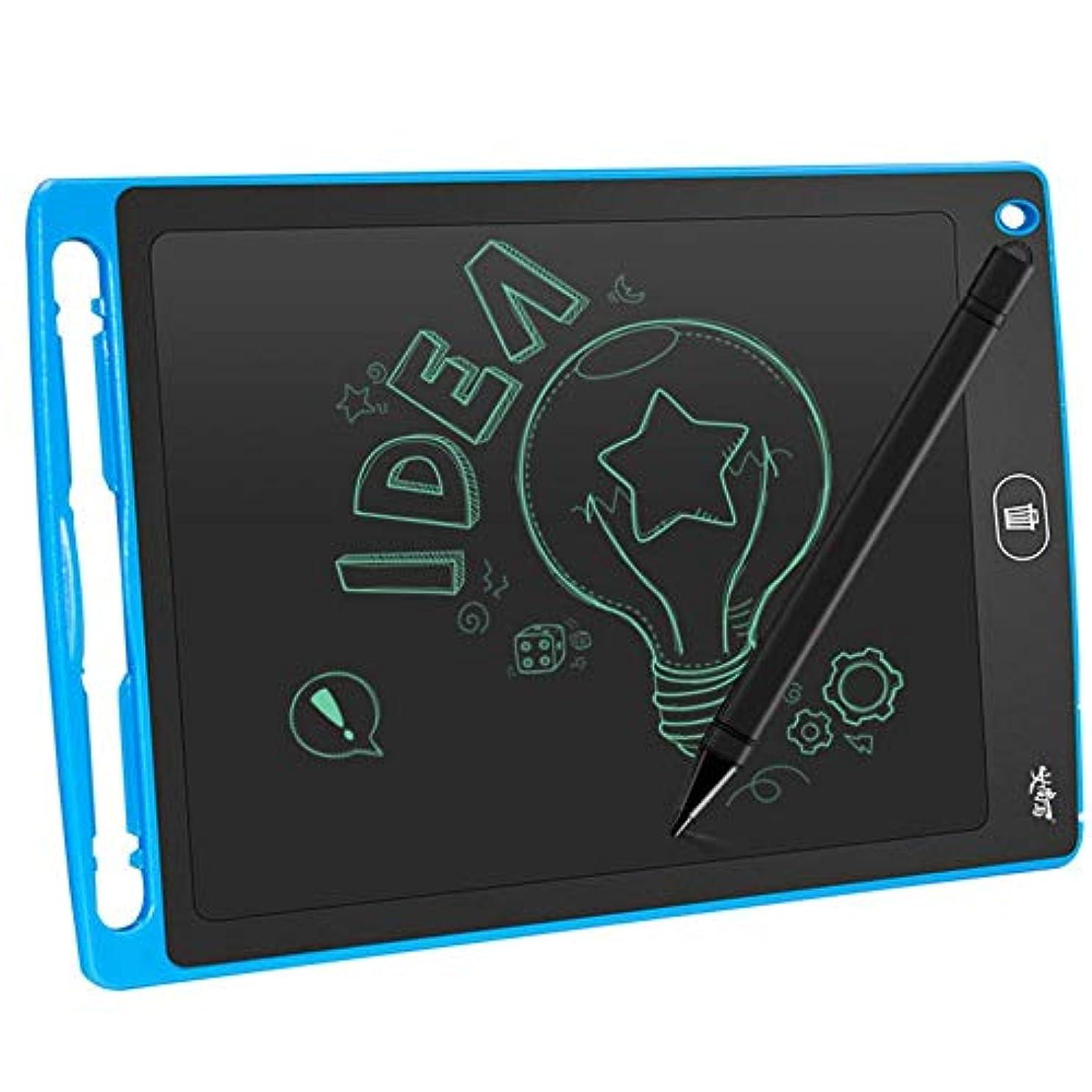 スプーン腐食する理解する8.5インチデジタルインチLCDライティングタブレット描画タブレット手書きパッド電子タブレット超薄型ボードキッズ