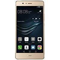 Huawei P9 Lite 16GB VNS-L21 Dual-SIM Factory Unlocked Smartphone - International Version with No Warranty (Gold) [並行輸入品]