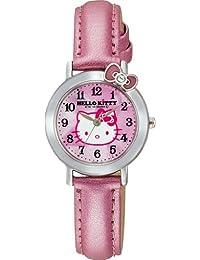 [シチズン キューアンドキュー]CITIZEN Q&Q 腕時計 Hello Kitty (ハローキティ) アナログ表示 ピンク VW23-130 レディース