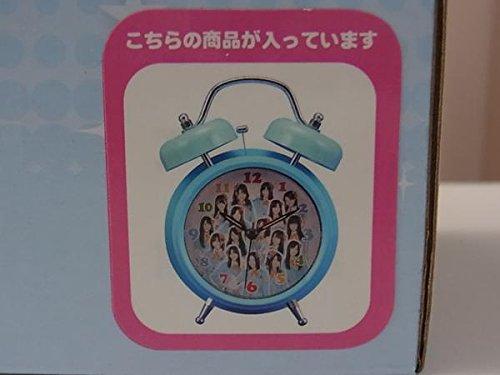 SKE48 プレミアム音声入り目覚まし時計 ブルー