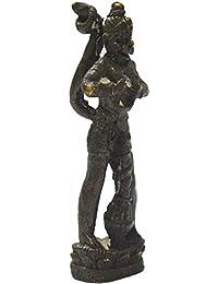 ジュエリーヴィンテージスタイルミニチュアLordラーマーヤナHanuman Monkey King Hindu Deityタイ式Fighter Amulet