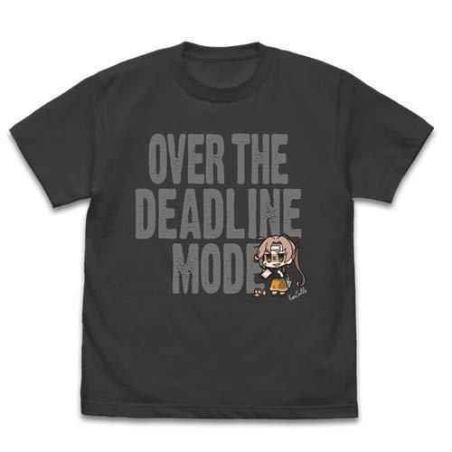 艦隊これくしょん -艦これ- 秋雲Tシャツ 超修羅場mode SUMI Lサイズ