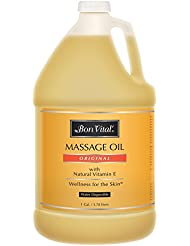 Bon Vital, Original Massage Oil 1 Gal