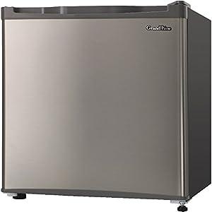 Grand-Line 冷凍庫 32L 1ドア シルバー AFR-32L01SL
