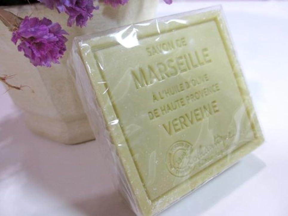 開発する寺院病んでいるLothantique(ロタンティック) Les savons de Marseille(マルセイユソープ) マルセイユソープ 100g 「ベルベーヌ」 3420070038142