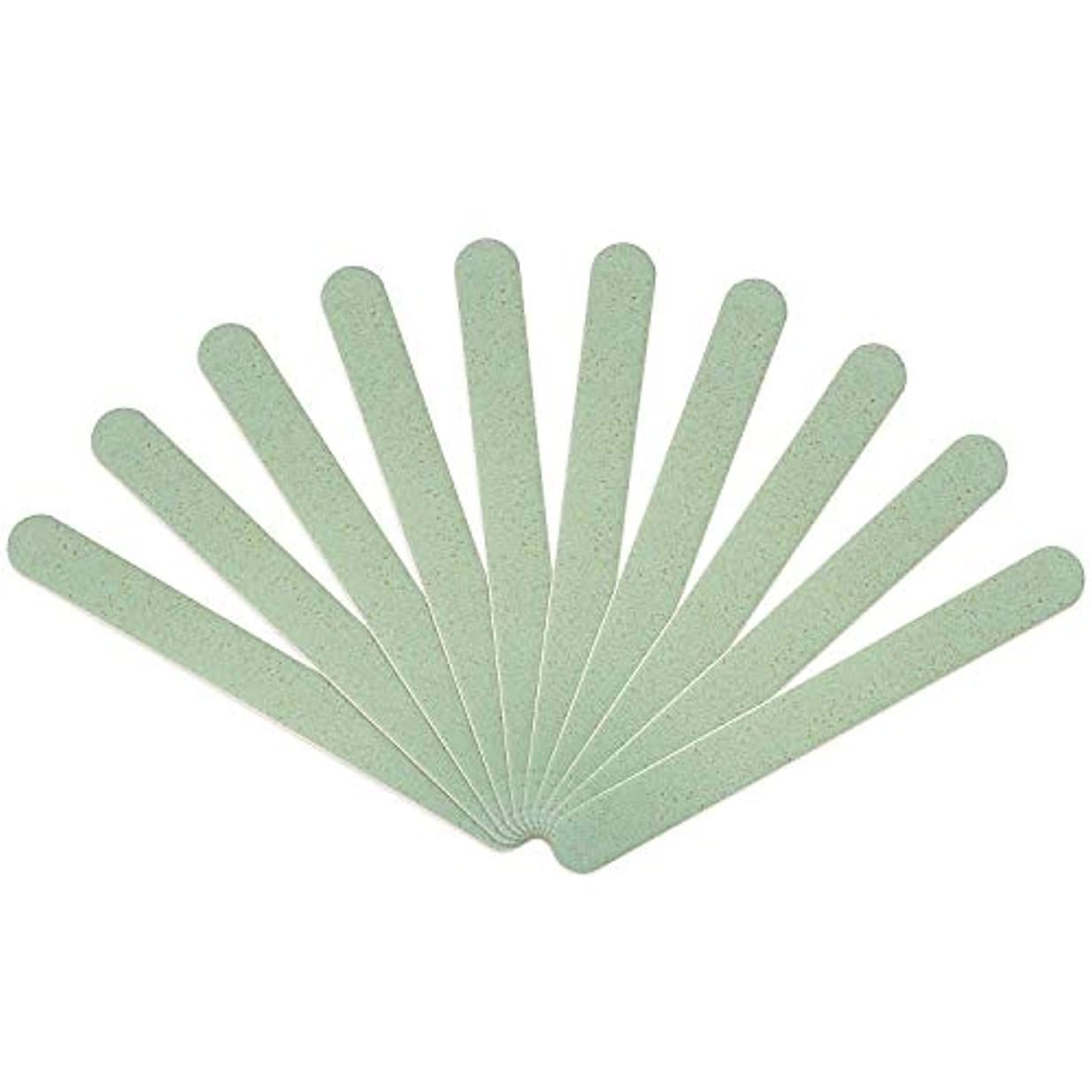 亜熱帯リマーク雑種CIPOWバッファー 爪やすり 爪 磨き ネイルシャイナー 10本入バッファー400/6000グリット ネイルをつやつやに スポンジファイル ソフトファイル ネイルポリッシュファイル